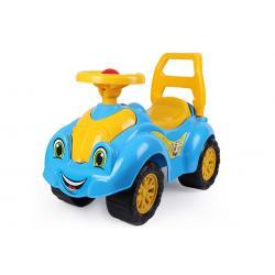 Каталка Автомобіль для прогулянок ТехноК, блакитний