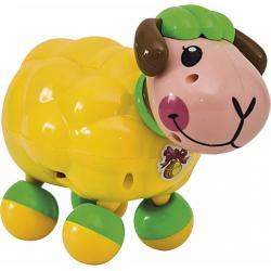 """Развивающая игрушка """"Веселая овечка"""" желтая Mommy Love"""