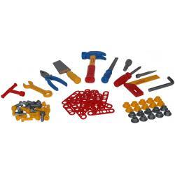 Набор инструментов №4 (72 элем. в пакете) Полесье