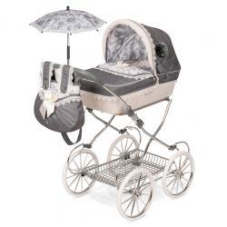 Классическая коляска для кукол Reborn, DeCuevas
