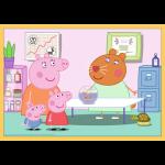 Пазлы 10 х 1 Свинка Пеппа с друзьями, Trefl, Trefl