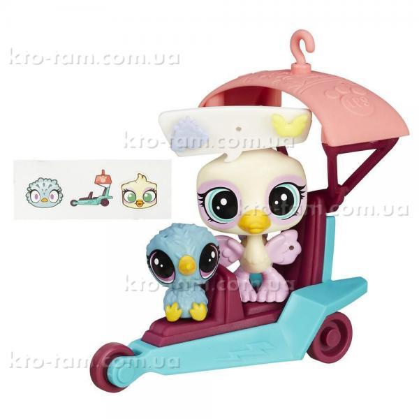 Городской транспорт самокат, Hasbro