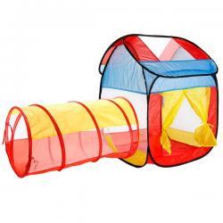 """Игрушка-палатка """"Домик с тоннелем"""""""