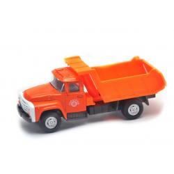 Машинка Самосвал Автопарк , Play smart, оранжевая