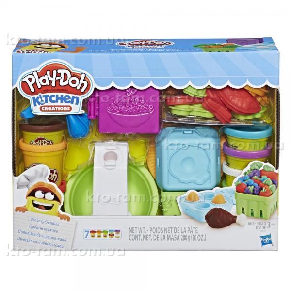 "Игровой набор ""Готовим обед"" Play-Doh , Hasbro"