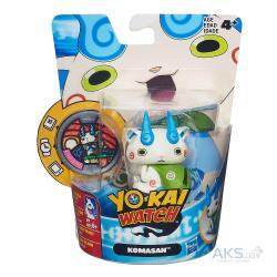Фигурка с медалью KOMASAN Йо-Кай Вотч Yokai Watch, Hasbro