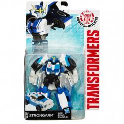 Трансформер Роботс-ин-Дисгайс Войны, Hasbro, Strongarm