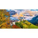 Пазлы пейзажи Италия, 4000 эл, .Castorland