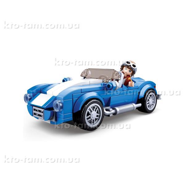 Конструктор машинка Model ,Спорт-купе, Sluban