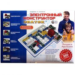 """Конструктор """"Знаток"""", 320 схем"""