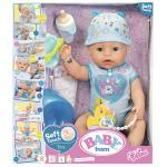 Пупс Baby Born , Очаровательный малыш серии Нежные объятия, 43 см с аксессуарами, TM Zapf