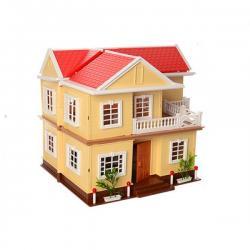 Будиночки, замки для ляльок