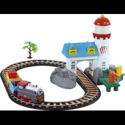 Дитяча залізниця, паровозики