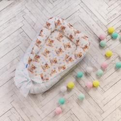 """Позиционер Baby Design Мишки, """"Маленькая Соня"""""""