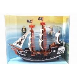 Пиратская шхуна, LimoToy