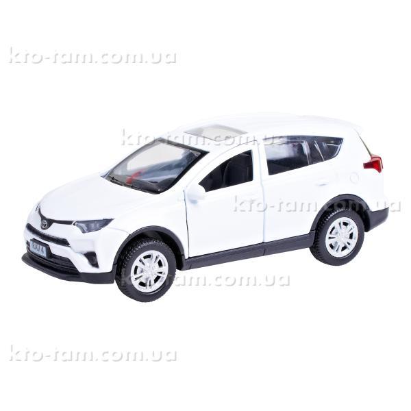 Автомодель - Toyota Rav4, Технопарк.