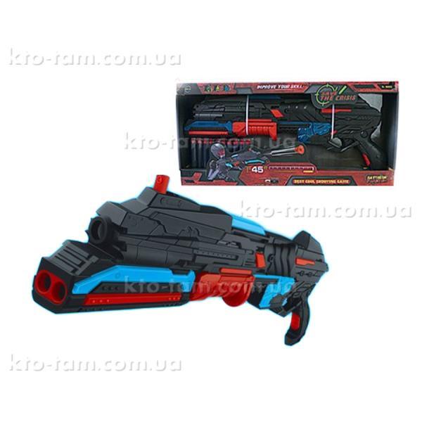 """Игрушечное оружие """"Бластер 10-зарядный"""", Qunxing Toys"""
