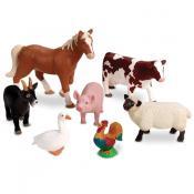 Фигурки животных, игровые наборы