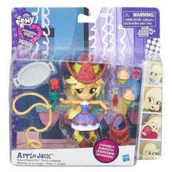 Мини-кукла Equestria Girls с аксессуарами, Applejack