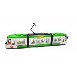 Городской трамвай, Big Motors, зеленый