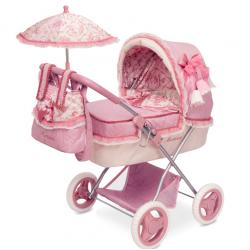 Классическая коляска для кукол Martina, DeCuevas, 85026