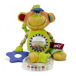 """М'яка іграшка підвіска """"Мавпочка"""" Mommy Love"""