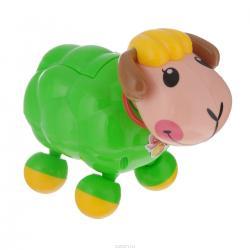 """Развивающая игрушка """"Веселая овечка"""" зеленая Mommy Love"""