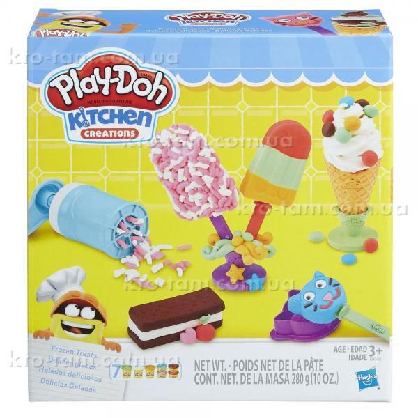 """Игровой набор """"Создай любимое мороженое"""" Play-Doh , Hasbro"""