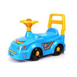 Каталка Автомобиль для прогулок ТехноК, синий