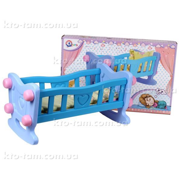 Ліжечко для ляльки ТехноК