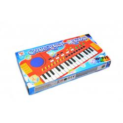 Музыкальный синтезатор- радио на 32 клавиши