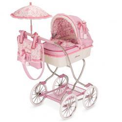 Классическая коляска для кукол Martina, DeCuevas