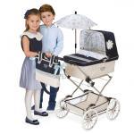 Классическая коляска для кукол Classic Romantic , DeCuevas