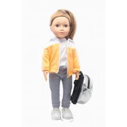 Кукла в спортивном костюме, LimoToy