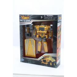 """Робот-трансформер """"X-BOT"""" самосвал"""
