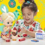 Кукла Малышка и еда, Baby Alive Hasbro