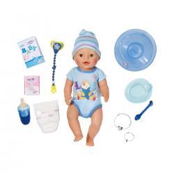 Пупс Baby Born , Очаровательный малыш, 43 см с аксессуарами, TM Zapf