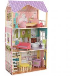 Деревянный кукольный домик «Poppy» ,KidKraft