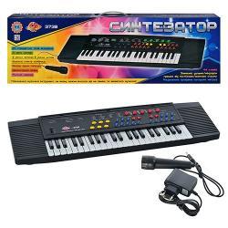 Музыкальный синтезатор на 37 клавиш