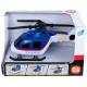 Игровой набор «Полицейский вертолет» , Big Motors