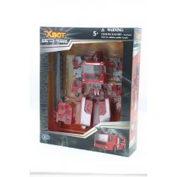 """Робот-трансформер """"X-BOT"""" пожежна машина"""