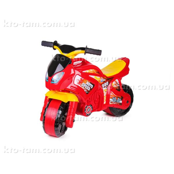 Игрушка «Мотоцикл ТехноК» красный