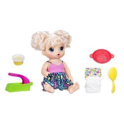 Кукла Малышка и Лапша, Baby Alive Hasbro