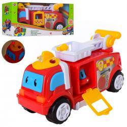 Машинка «Пожарная служба», Maya Toys