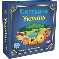 Настольная игра Викторина Украина, Artos Games