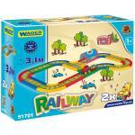 Kid Cars детская железная дорога 3,1 м , Wader