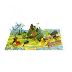 Игровой набор «Динозавры», Wing Crown