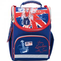Рюкзак школьный каркасный 501 Winx fairy, KITE