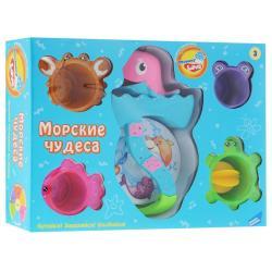 Игрушка для ванной «Морские чудеса», Mommy Love