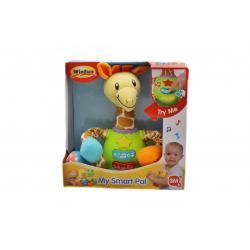 Музыкальная развивающая игрушка Жираф , WinFun